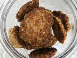 Tough But Tasty ANZAC Biscuits