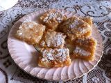 The Best Lemon Squares Ever Tasted