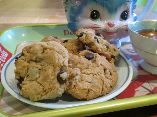Header - Oatmeal Cookies