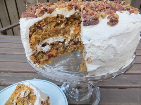 Header - Carrot Cake