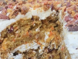 Overweight Carrot Cake