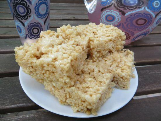Header - Rice Krispie Square