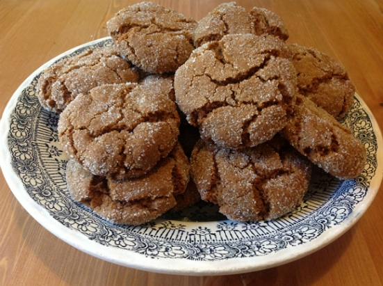 Header - Ginger Cookies