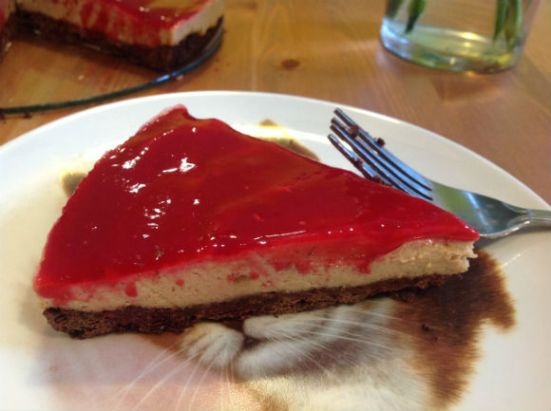 Header - Raspberry Cheesecake
